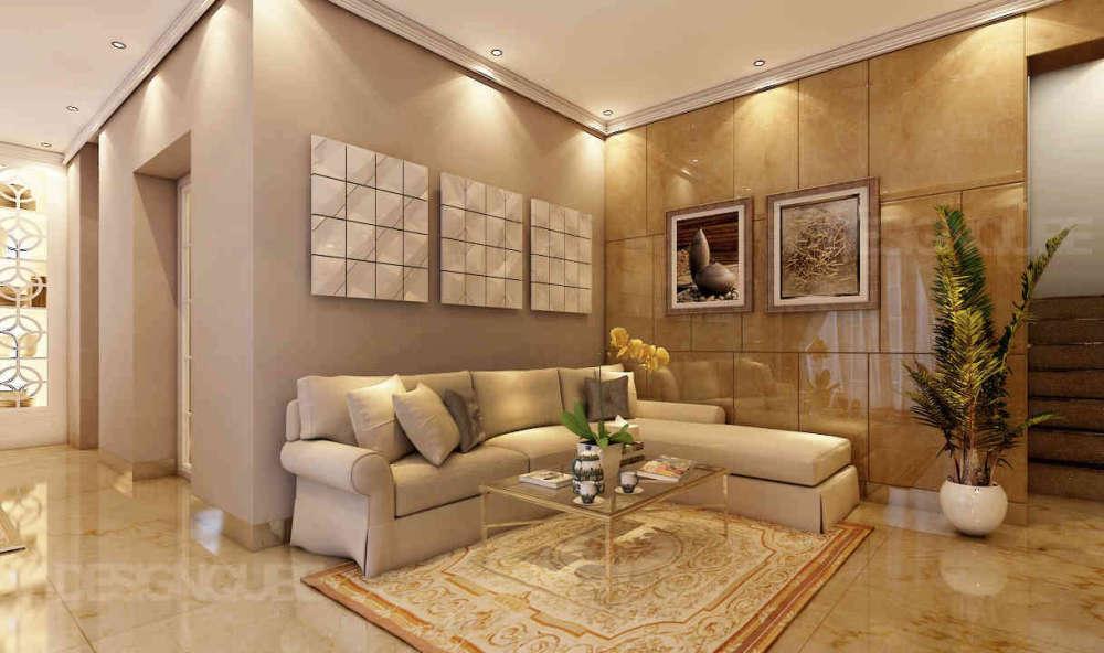 Extended Living Residential of Villa  at Besant Nagar