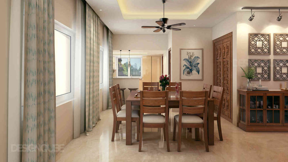 Dining Residential of Villa  at OMR