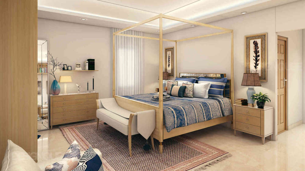 Master Bedroom Residential of Villa  at OMR