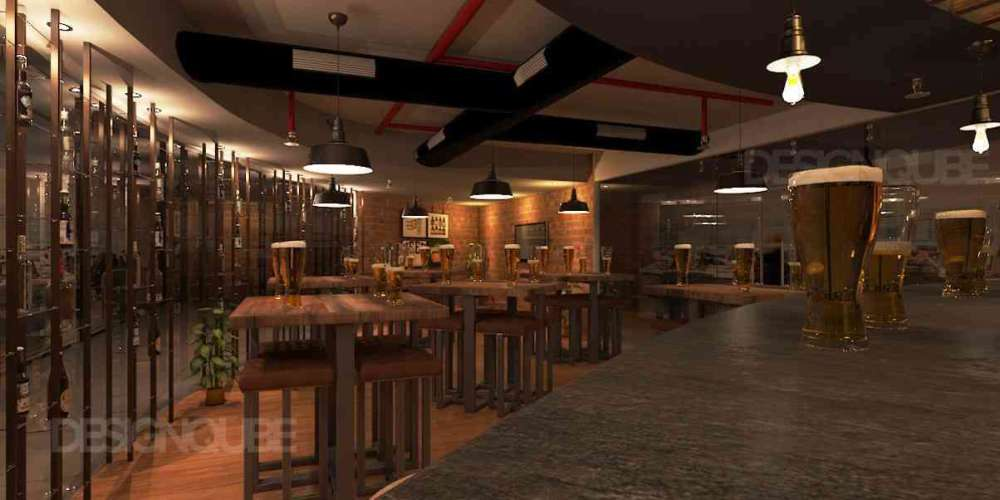Dining Hospitatlity of Restobar  at Whitefield