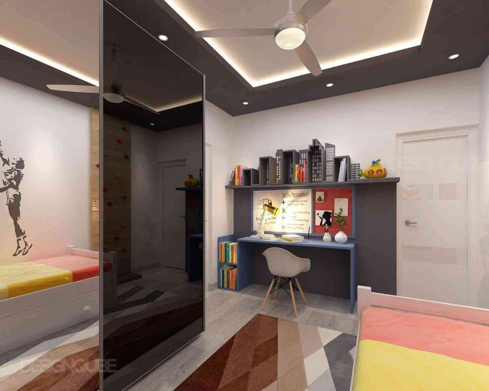 Bedroom3 Residential of Apartments  at Bannerghatta road