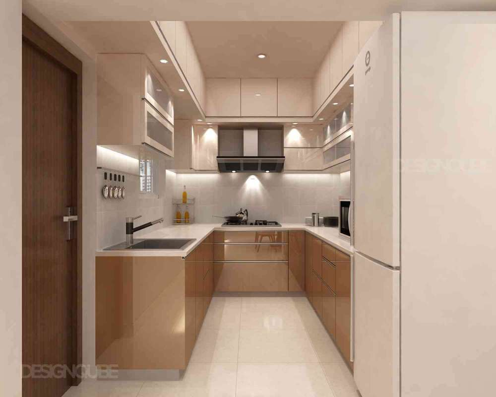 Kitchen Residential of Apartments  at Bannerghatta road