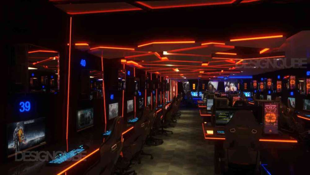 Low Level Gaming Commercial of Gaming Center  at Nungambakkam