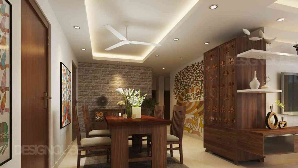 Dining Residential of Apartments  at Medhavakkam