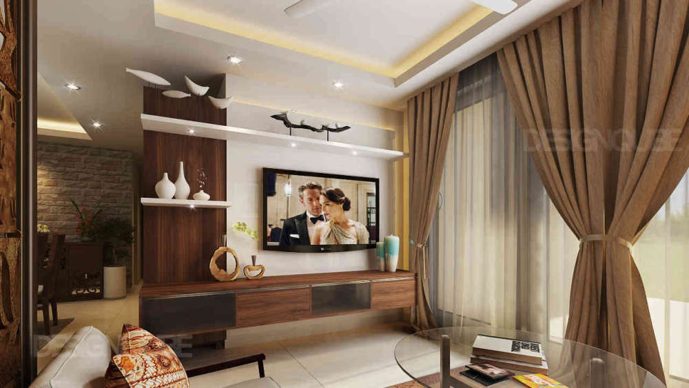 Living Residential of Apartments  at Medhavakkam