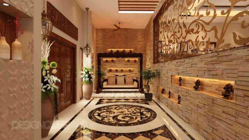 Foyer Residential of Villa  at Thalambur