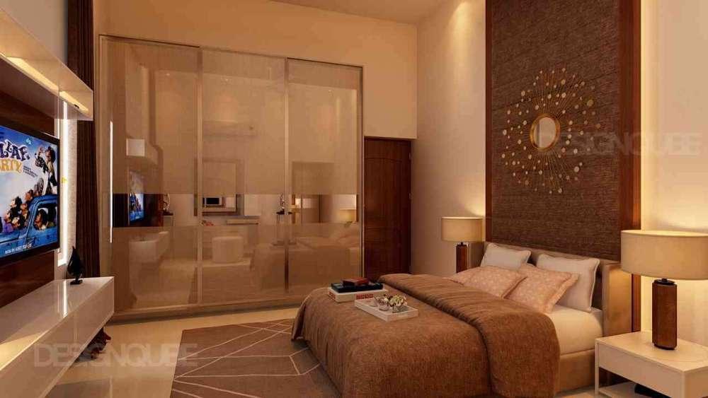 Guest Bedroom Residential of Villa  at Thalambur
