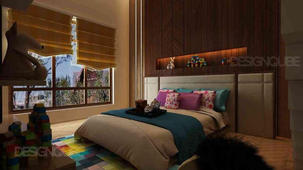 Kids Bedroom Residential of Villa  at Thalambur