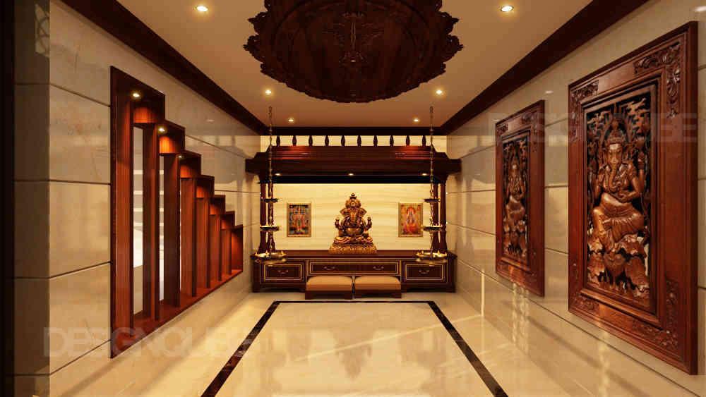 Pooja Residential of Villa  at Thalambur