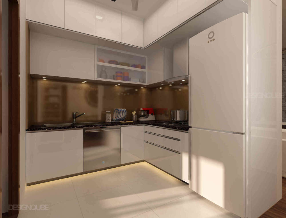 Kitchen Residential of Apartments  at Whitefield