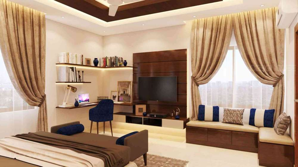 Bedroom 3 Residential of Apartments  at Royapettah