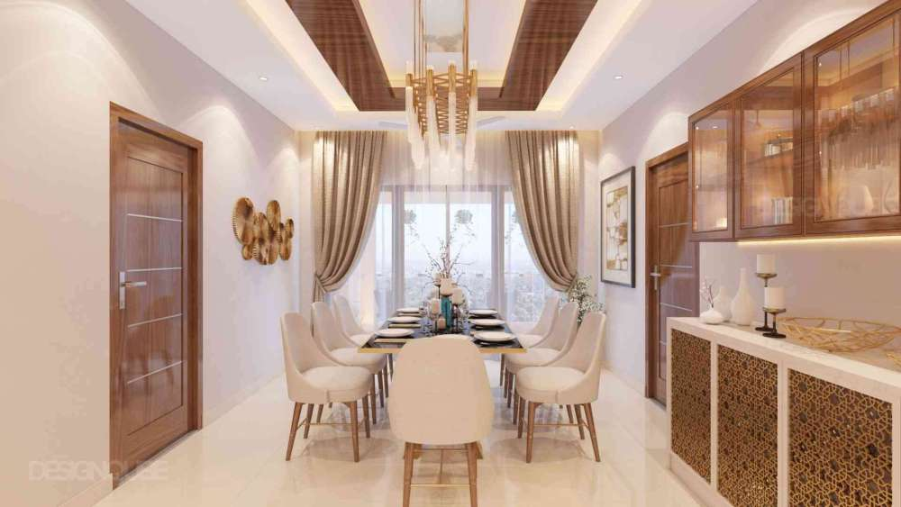 Dining Residential of Apartments  at Royapettah