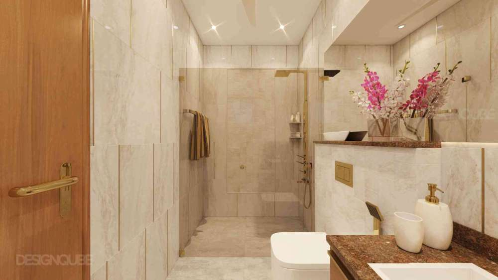 Toilet2 Residential of Apartments  at Royapettah