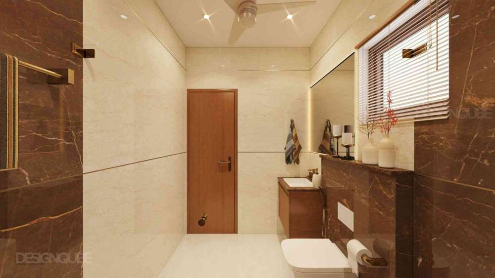 Toilet3 Residential of Apartments  at Royapettah