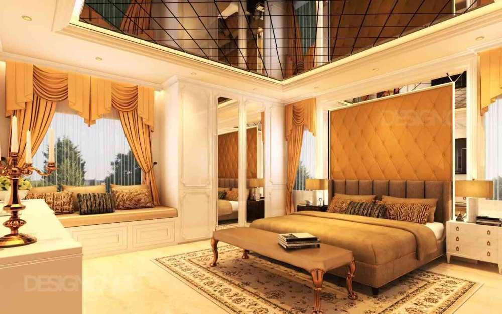 Bedroom1 Residential of Villa  at Neelankarai