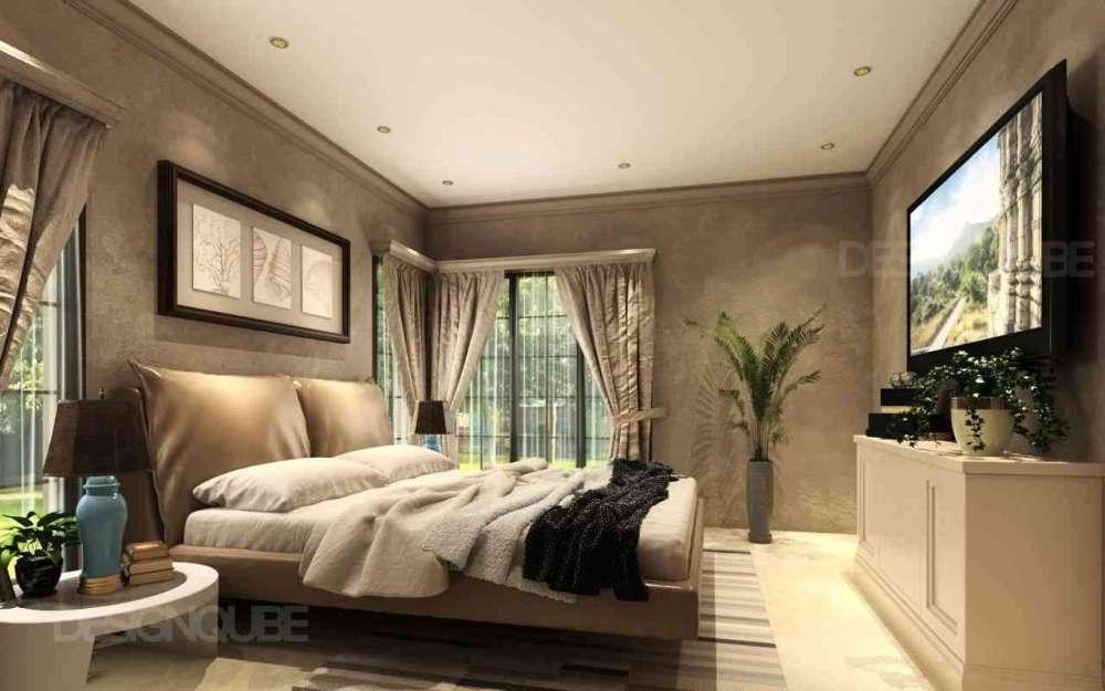 Bedroom2 Residential of Villa  at Neelankarai