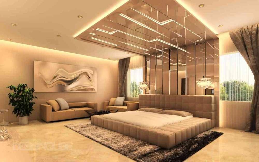 Bedroom3 Residential of Villa  at Neelankarai