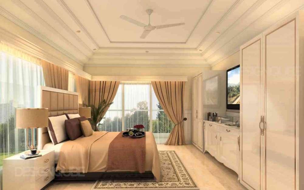 Bedroom5 Residential of Villa  at Neelankarai