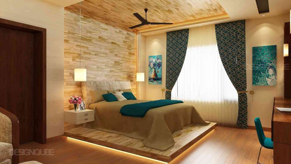Bedroom 1 Residential of Villa  at Nolambur