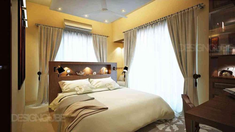 Bedroom 3 Residential of Villa  at Nolambur