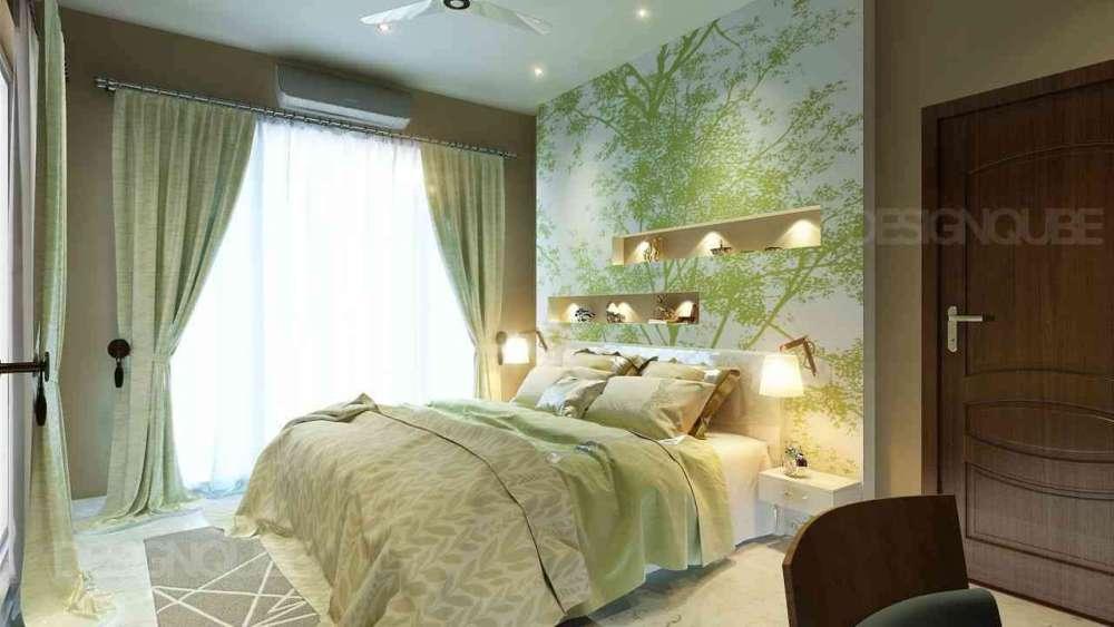 Bedroom 4 Residential of Villa  at Nolambur