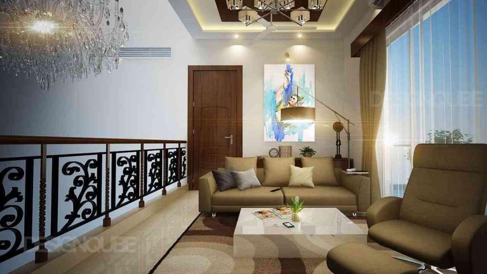 First floor Living Residential of Villa  at Nolambur