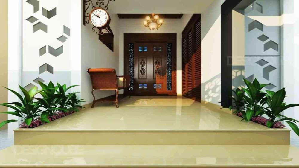 Foyer Residential of Villa  at Nolambur