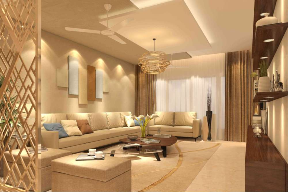 Living Residential of Apartments  at Alwarpet