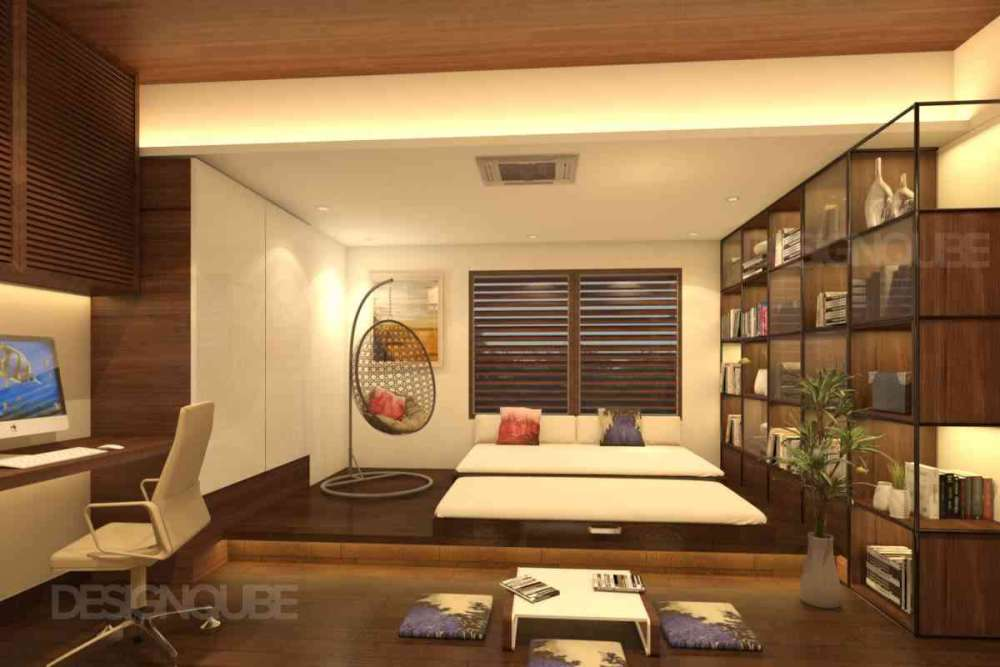 Study Residential of Apartments  at Alwarpet