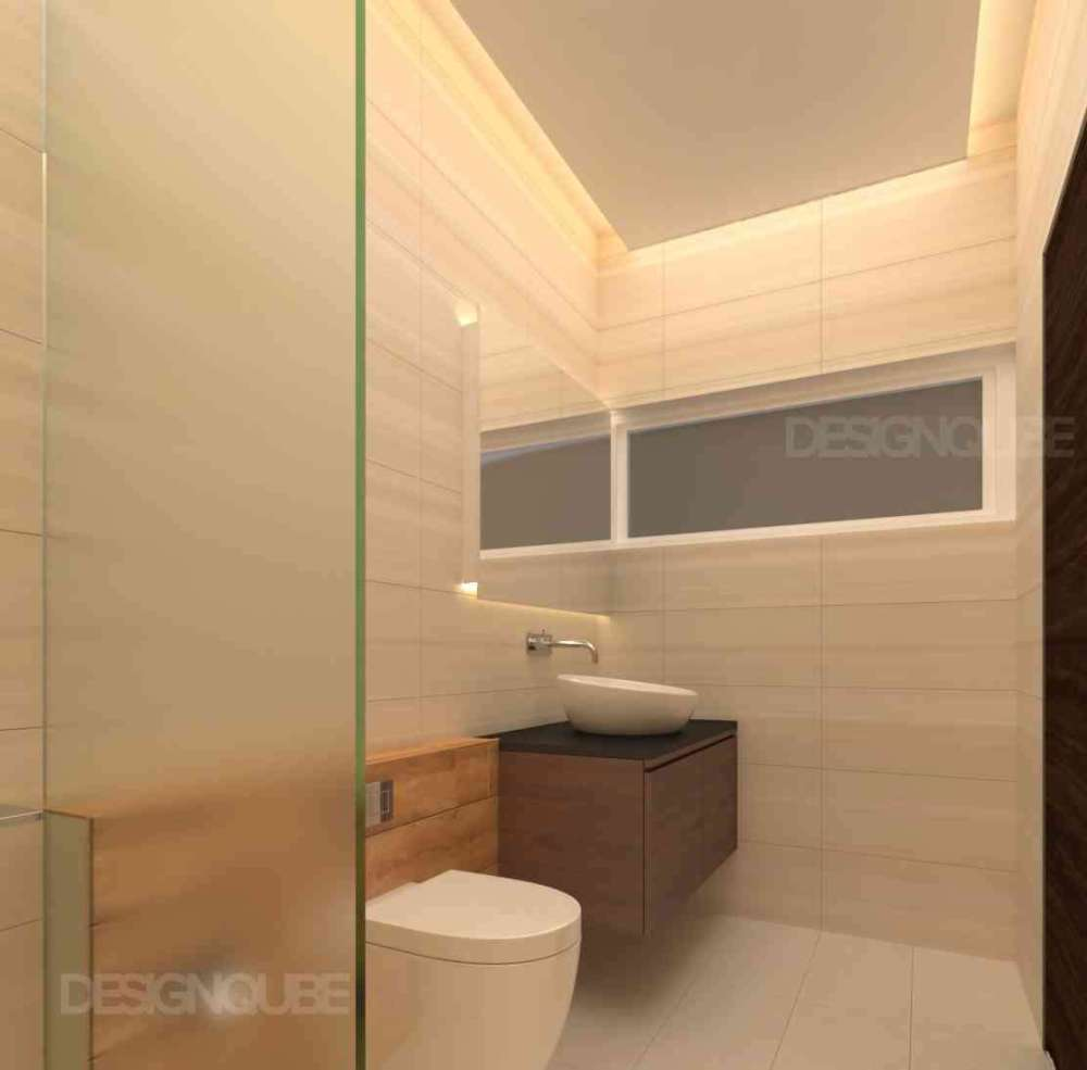 Master Bedroom Toilet