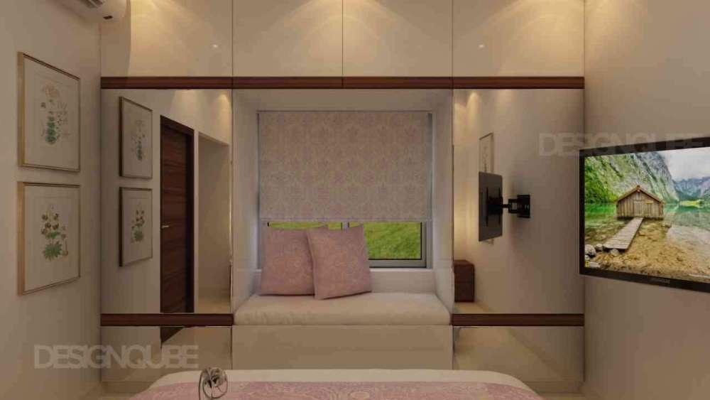 Bedroom2 Residential of Villa  at Annanagar