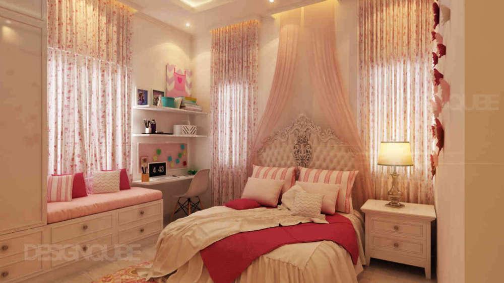 Bedroom3 Residential of Villa  at Annanagar
