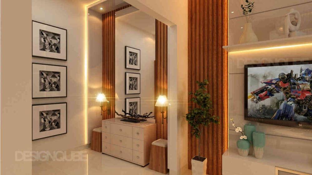 Foyer Residential of Villa  at Annanagar