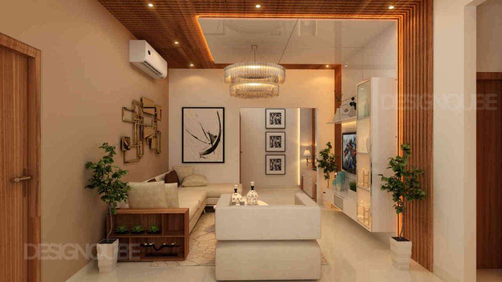 Living Residential of Villa  at Annanagar