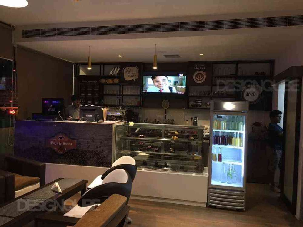 Indoor Dining Commercial of Cafe  at Saravanampatti