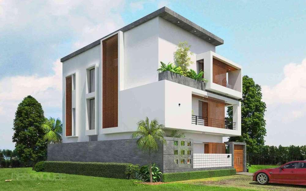 Residential of Villa  at Nagudi