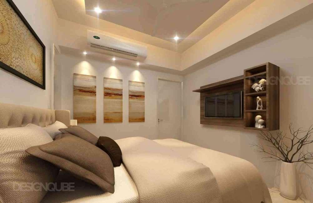 Bedroom1 Residential of Villa  at Egmore