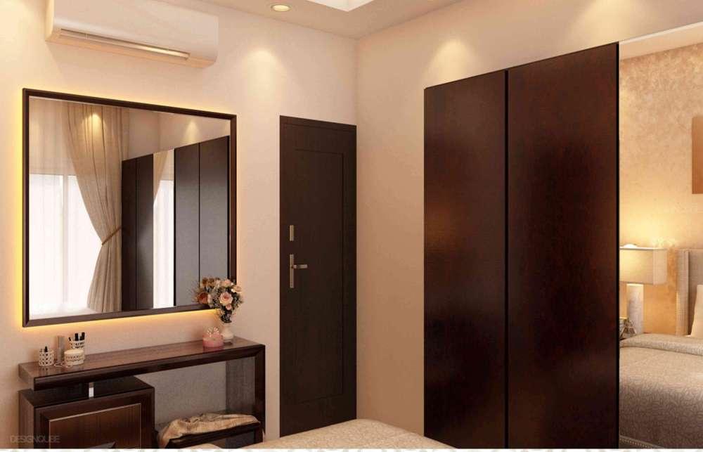 Bedroom1 Residential of Villa  at Vadapalani