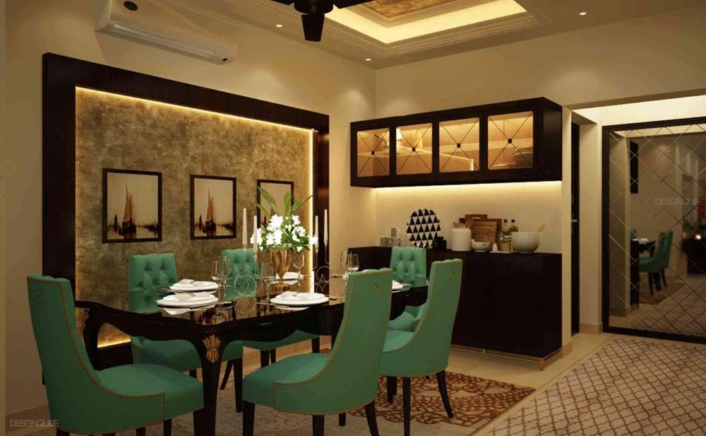 Dining Residential of Villa  at Vadapalani