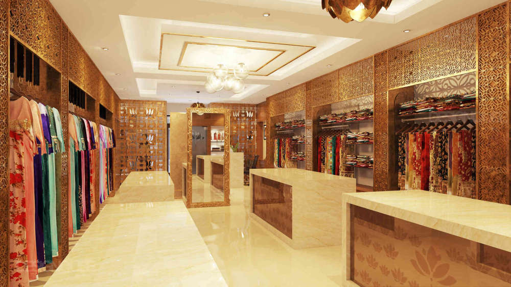 BOUTIQUE Commercial of Retail  at Annanagar