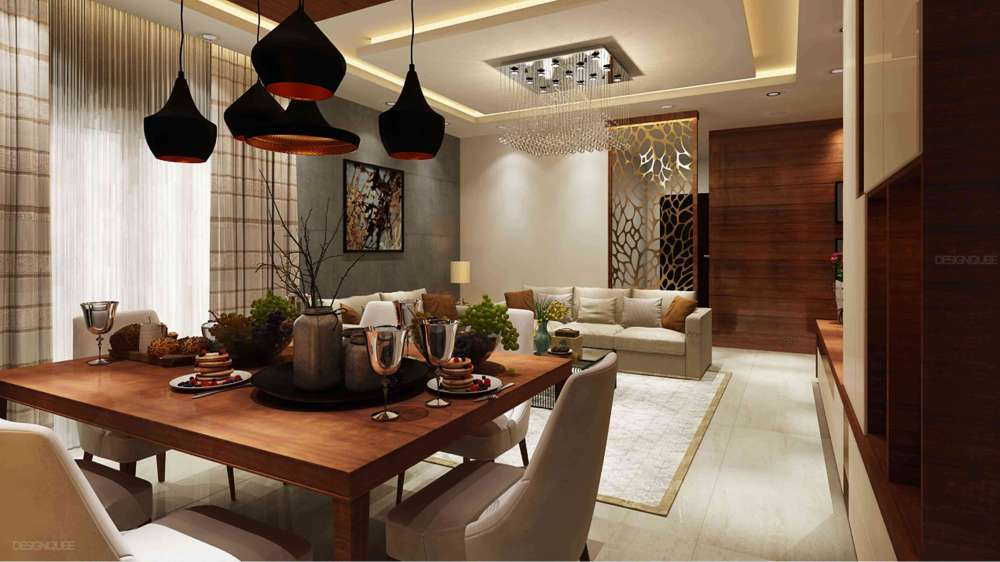Dining Residential of Apartments  at Porur