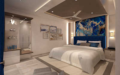 Apartments Interiors  at Bannerghatta road, Bangalore