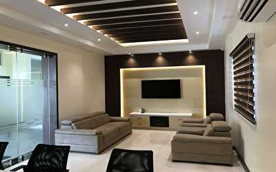 design office interiors. Office Interiors At Gandhi Market, Trichy Design