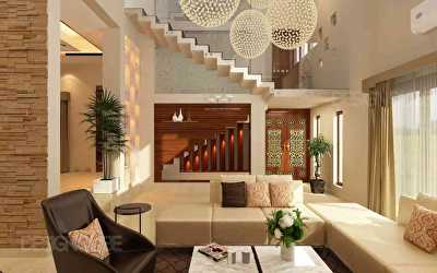 Villa Interiors  at Thalambur, chennai