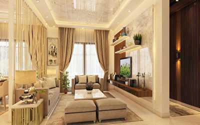 Villa Interiors  at Kilpauk, Chennai