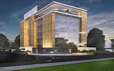Corporate Architecture  at Kilpauk Garden, Chennai