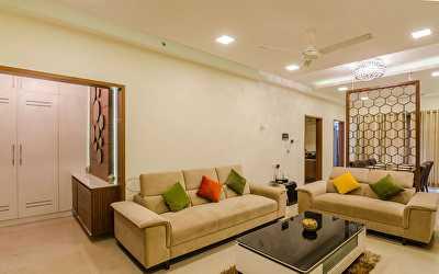 Apartments Interiors  at Saligramam, Chennai