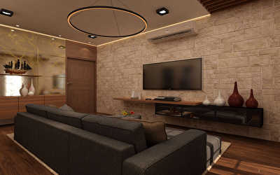 Apartments Interiors  at Whitefield, Bangalore