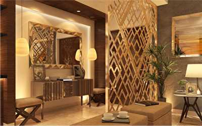 Apartments Interiors  at Alwarpet, Chennai