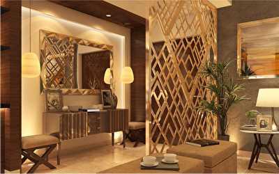 Apartments Interiors  at Alwarpet, Chennai